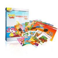 洪恩点读笔英语教材《Magic Teddy洪恩国际幼儿英语》有声阅读物