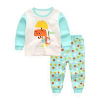 儿童内衣套装春秋男女童睡衣宝宝秋衣裤婴儿秋装衣服