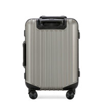 轻登机20旅行箱女22行李箱24铝框拉杆箱26寸万向轮男大容量