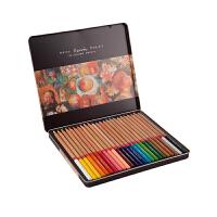 Marco/马可 3100雷诺阿系列 高级彩色铅笔 填色笔 彩铅 铁盒装