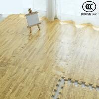 泡沫地垫家用仿木地板垫子儿童拼图地垫卧室拼接榻榻米垫m1u