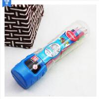 马培德Maped 12色彩色铅笔 塑料筒装彩铅 不怕压 质优 832009
