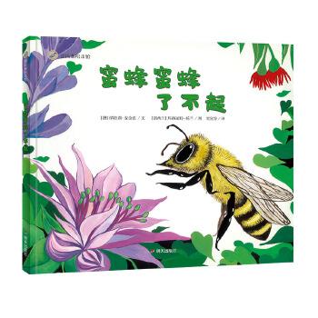 漂流瓶绘本馆-蜜蜂蜜蜂了不起