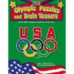 【预订】U.S. Olympic Puzzles and Brain Teasers (Intermediate)