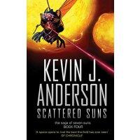 英文原版 The Saga of Seven Suns 4. Scattered Suns