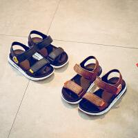 男童凉鞋新款软底儿童沙滩鞋宝宝凉鞋中大童夏季时尚童鞋