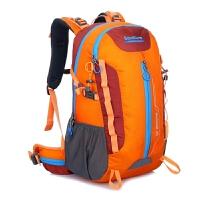 新款专业背负登山包耐磨抗撕裂双肩背包旅行包男女背包徒步包