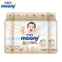 moony极上通气系列腰贴型 XL42片(3包装)
