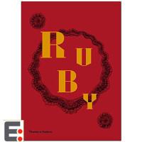 珠宝设计书 首饰设计图书 Ruby: The King of Gems 红宝石 艺术设计图书籍