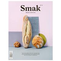 包邮全年订阅 Smak 饮食文化料理独立杂志 波兰波兰文原版 年订2期