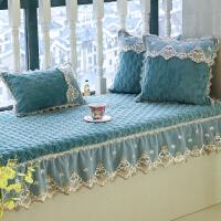 四季欧式飘窗垫子窗台垫可机洗定做简约现代卧室阳台垫榻榻米坐垫