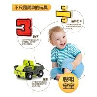 数字变形玩具金刚合体机器人男孩全套装儿童礼物字母恐龙战队抖音 官方标配