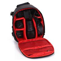 750D/760/700D/70D/5D3/5d2/6D/80D单反相机包佳能双肩摄影包背