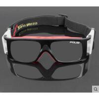 舒适防滑打篮球眼镜可配高度近视护目镜男防雾户外运动眼镜足球装备