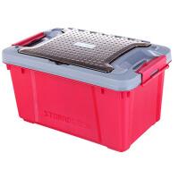 车载收纳箱 车内用品 整理箱置物盒 汽车储物箱 大号后备箱