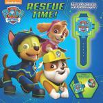【预订】Paw Patrol: Rescue Time [With Communicator]
