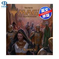 英文原版 万智牌:拉尼卡 影视游戏设定集 The Art of Magic: The Gathering - Ravni