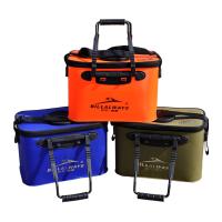 活鱼桶折叠钓鱼桶钓箱钓鱼箱打水桶鱼护桶装鱼桶