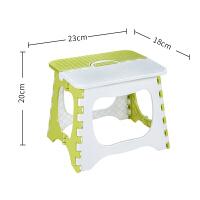 塑料折叠凳子简易椅子家用马扎折叠小板凳户外便携钓鱼凳收折