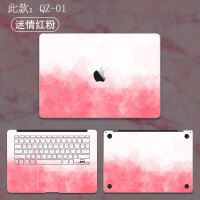 苹果MacBook air13.3寸笔记本电脑保护贴膜11 12外壳贴纸pro13SN8