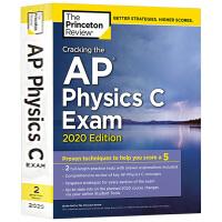 破解AP物理学C考试2020版 英文原版 Princeton Review Cracking the AP Physi