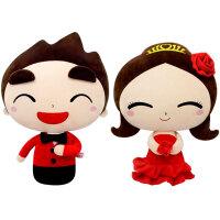 20191127224211477宝诗顿新款婚庆压床喜娃娃一对新婚礼物大毛绒公仔创意结婚玩偶婚房布置