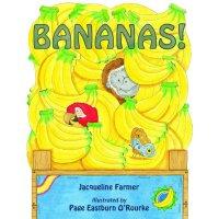 英文原版 Bananas!