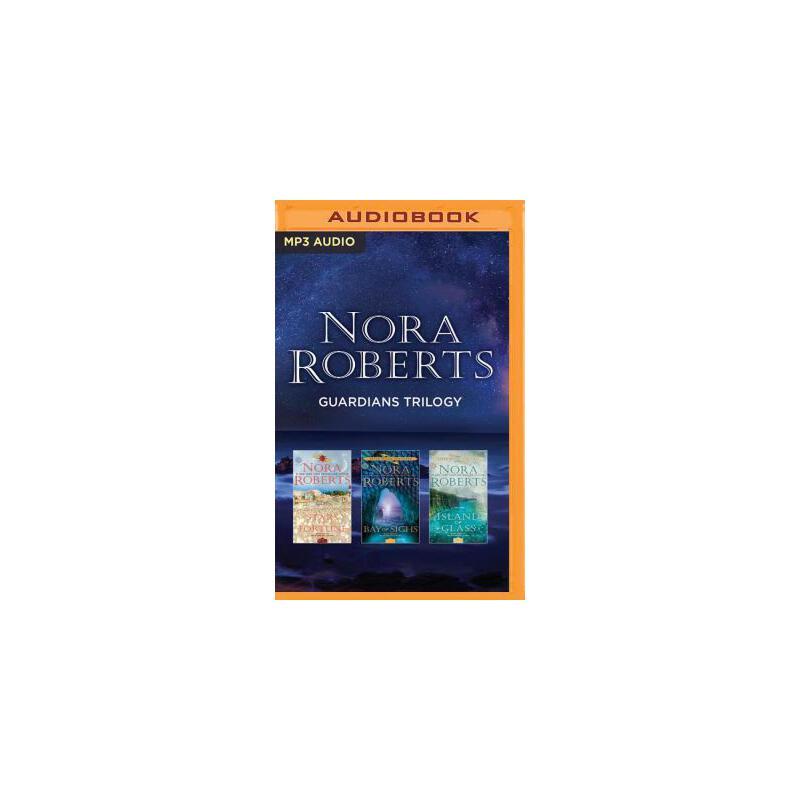 【预订】Nora Roberts Guardians Trilogy: Stars of Fortune, Bay of Sighs, Island of Glass MP3 CD只是MP3光盘 预订商品,需要1-3个月发货,非质量问题不接受退换货。