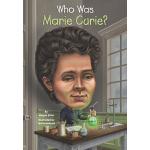 【现货】英文原版 Who Was Marie Curie? 居里夫人是谁 名人传记 中小学生读物
