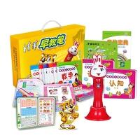 婴幼儿童小学生故事早教点读机点读笔0-3-6岁英语玩具8G 全能套餐:笔+53本+