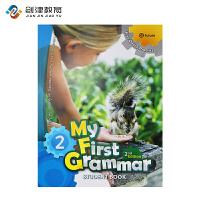原版进口 语法专项第二版My First Grammar 2级别学生用书 少儿英语 初级语法