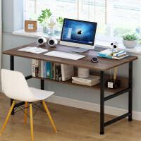 电脑桌台式家用办公桌子卧室书桌简约现代写字桌学生学习桌经济型o6g
