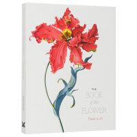 英文原版 花之书:艺术之花 插画集 The Book of the Flower: Flowers in Art 花卉画