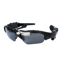 耳机 骨传导蓝牙耳机眼镜 G500智能蓝牙太阳眼镜立体声耳机开驾车安卓苹果手机通用 黑色 官方标配
