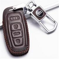 新款奥迪A6L钥匙包真皮 2019款a6l专用40 45 55 TFSI汽车钥匙套扣