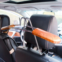 汽车衣架车载多功能车用晾衣架车内衣服架座椅背挂衣架