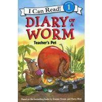 Diary of a Worm: Teacher's Pet 蚯蚓日记 【4-8岁】