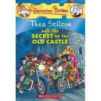 英文原版 老鼠记者之西娅 10:西娅与古老城堡的秘密 Thea Stilton and the Secret of t