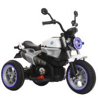 【支持礼品卡】儿童电动摩托车可坐人充电三轮玩具车男女小孩宝宝双人骑双驱童车5qi
