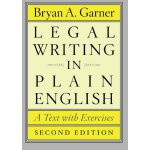 Legal Writing in Plain English, Second Edition 英文原版 法律英语通用写