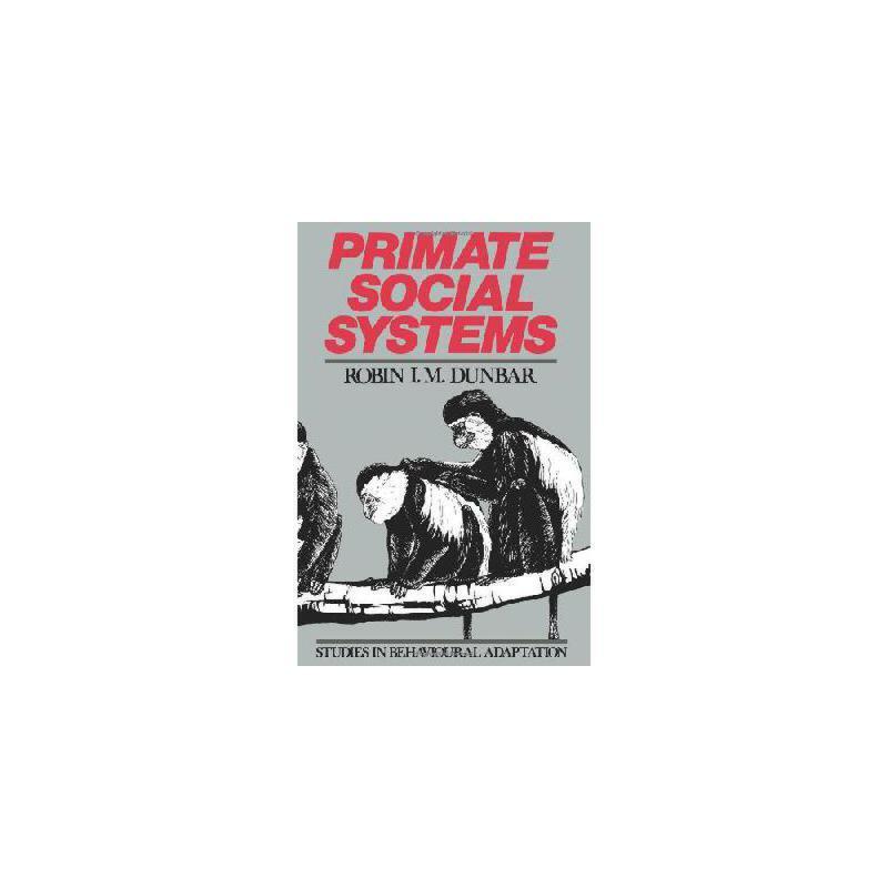 【预订】Primate Social Systems 美国库房发货,通常付款后3-5周到货!