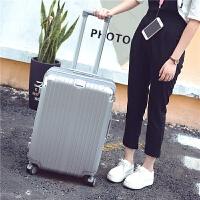 拉杆箱行李箱女20寸小清新26寸旅行箱万向轮男密码箱子24寸旅游箱 20寸【买一送十 终身保修】