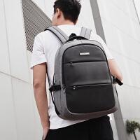 双肩包男士背包女书包韩版潮学院大中学生旅行包休闲商务电脑背包