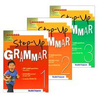 正版 学乐英语语法进阶1-6册 英文原版小学教材 Step Up Grammar 1-6 小学英语语法进阶练习 1-6