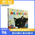 Mr.Wuffles! 华夫先生 [精装] [4-8岁]