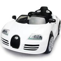 儿童电动车童车四轮摇摆双驱可坐电动汽车跑车宝宝车玩具