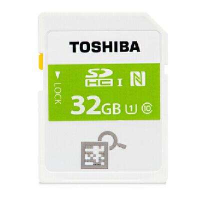 东芝 无线SD卡 8g 16g 32g 相机内存卡 无线 NFC存储卡 8G 16G 32G 高速存储卡16g 32g 闪存卡 具备NFC 功能安卓手机 轻触内存卡 预览照片