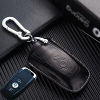 适用于福特锐界汽车钥匙包7座5座18款锐界车用钥匙套皮扣