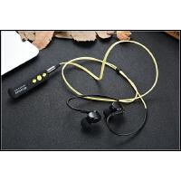 双耳无线运动蓝牙耳机 4.1入耳领夹式音响箱频适配车载接收器耳塞SN2282 标配