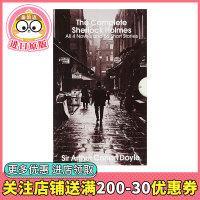 【�A�】福��摩斯 英文原版小�f Sherlock Holmes Vol1&2 Box Set 福��摩斯探案集2�� 夏洛克